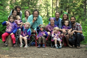 Nature Nuts Family Summer Camp