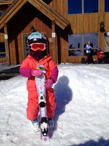 lucy ski gear 3 year old